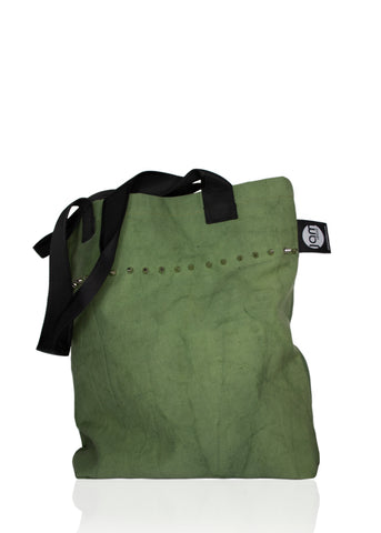 Tote Bag - Marble Green