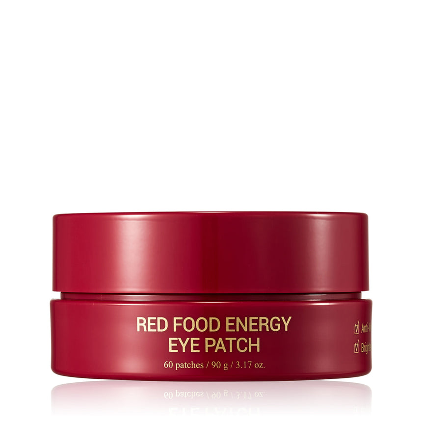 Red Food Energy 抗皺修護眼膜60片