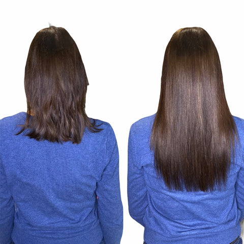 hair extensions on thin hair row sew in weave white hair
