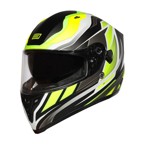 ORIGINE STRADA REVOLUTION FLUO YELLOW-TITANIUM-BLACK - Matt