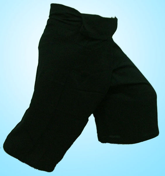 Thai Fisherman Yoga Massage 3/4 Pants BLACK