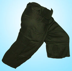 Thai Fisherman Yoga Massage 3/4 Pants DARK OLIVE
