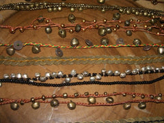 Wholesale Lot Of 100 Thai Hill Tribe Anklets