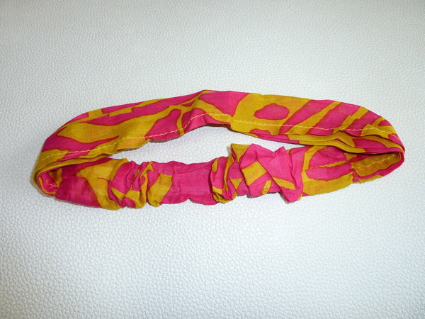 Cool Cotton Hair-band bandanna funky designs 12