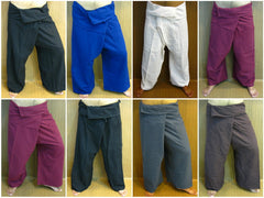Wholesale set of 10 Thai Fisherman Pants