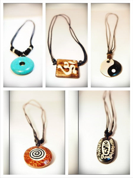 Wholesale set of 10 Thai HandMade Adjustable Necklaces