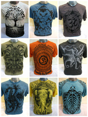 Sure Design Wholesale Set of 10 Men's T-Shirts