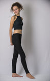 Super Soft Comfortable Womens Leggings Black