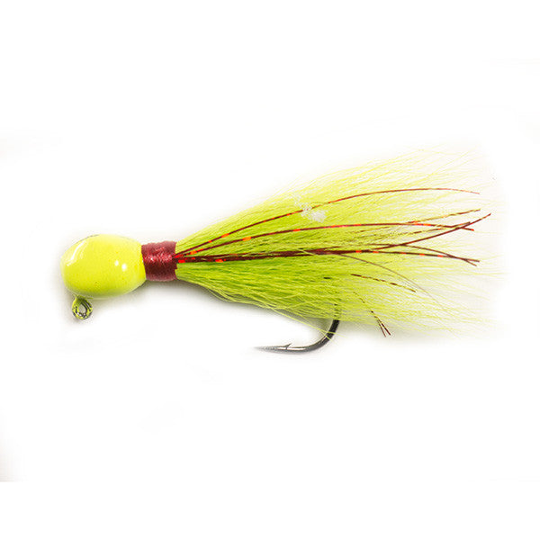 Walleye Head Jig