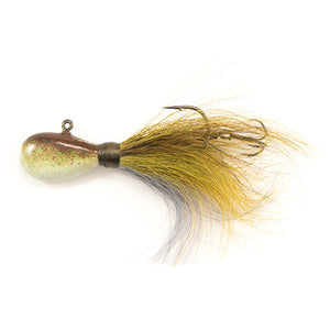 Flat Head Walleye Jigs Glowbie