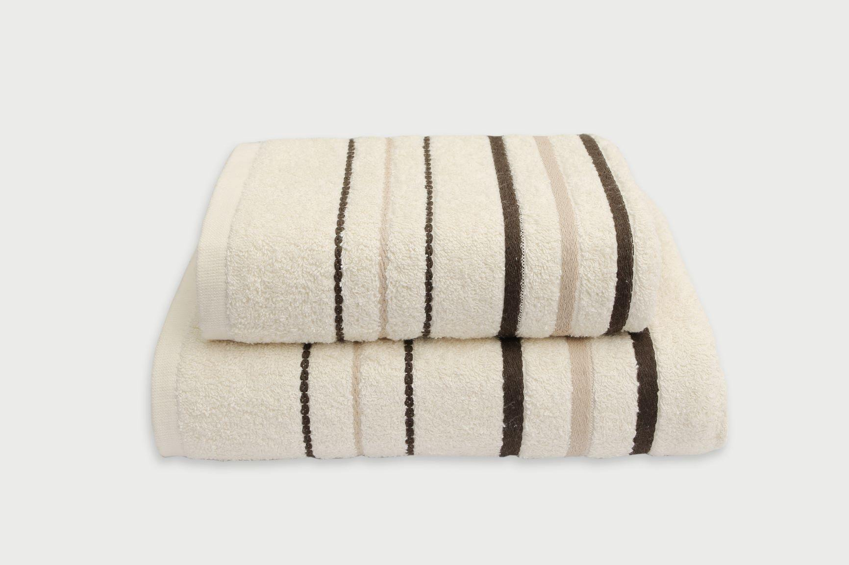 Seashell Soft Towel - Set of 2 - Daily Essentials