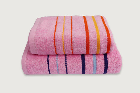 Violet Soft Towel - Set of 2 - Daily Essentials