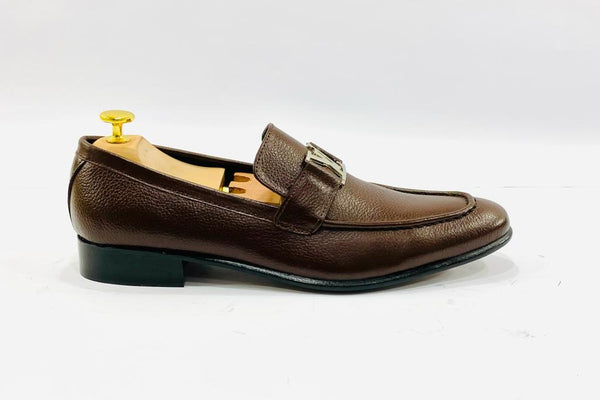 Mecay Jazz Leather Shoe
