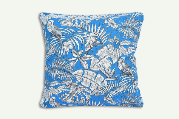 Royal Nature - Cotton Cushion Cover