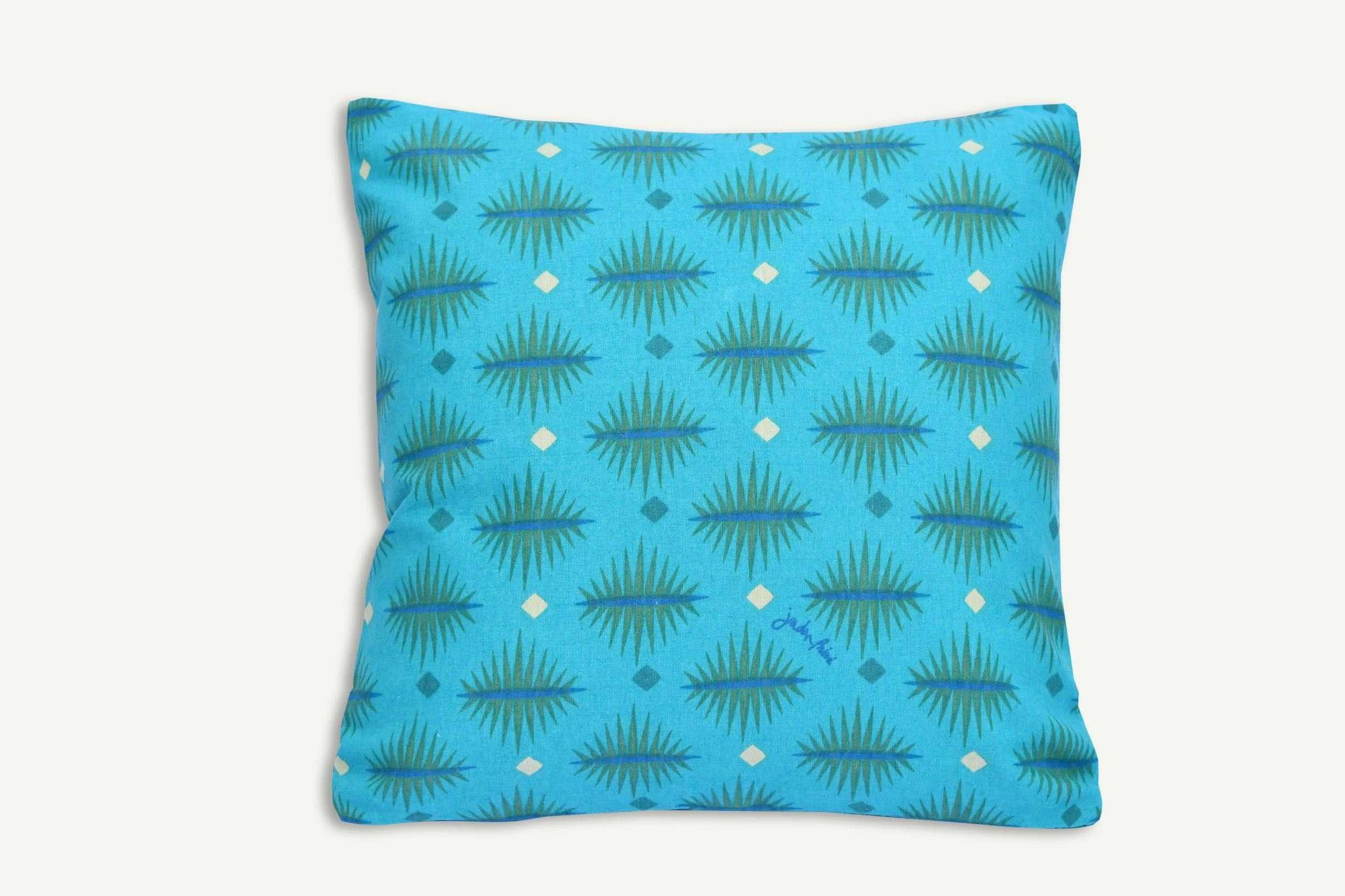 Emerald - Duck Cotton Cushion Cover - Daily Essentials