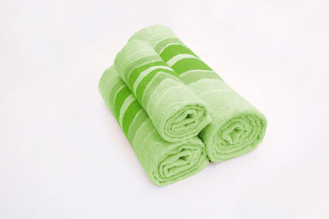 Palegreen Soft - Set of 3 - Daily Essentials