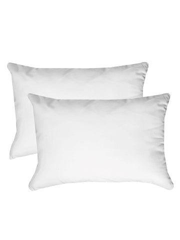 Filled Polyester Fiber Pillows - Daily Essentials