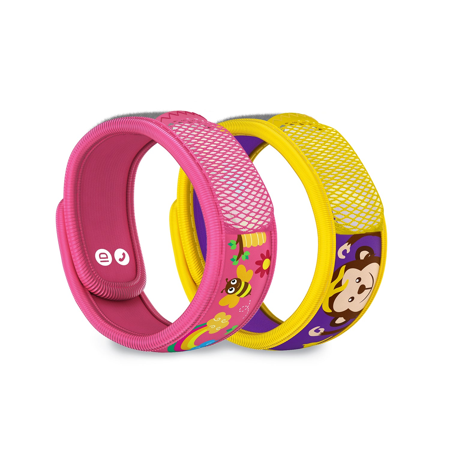 Mosquito Repellent Bonus Pack - 2 Kids Wristbands