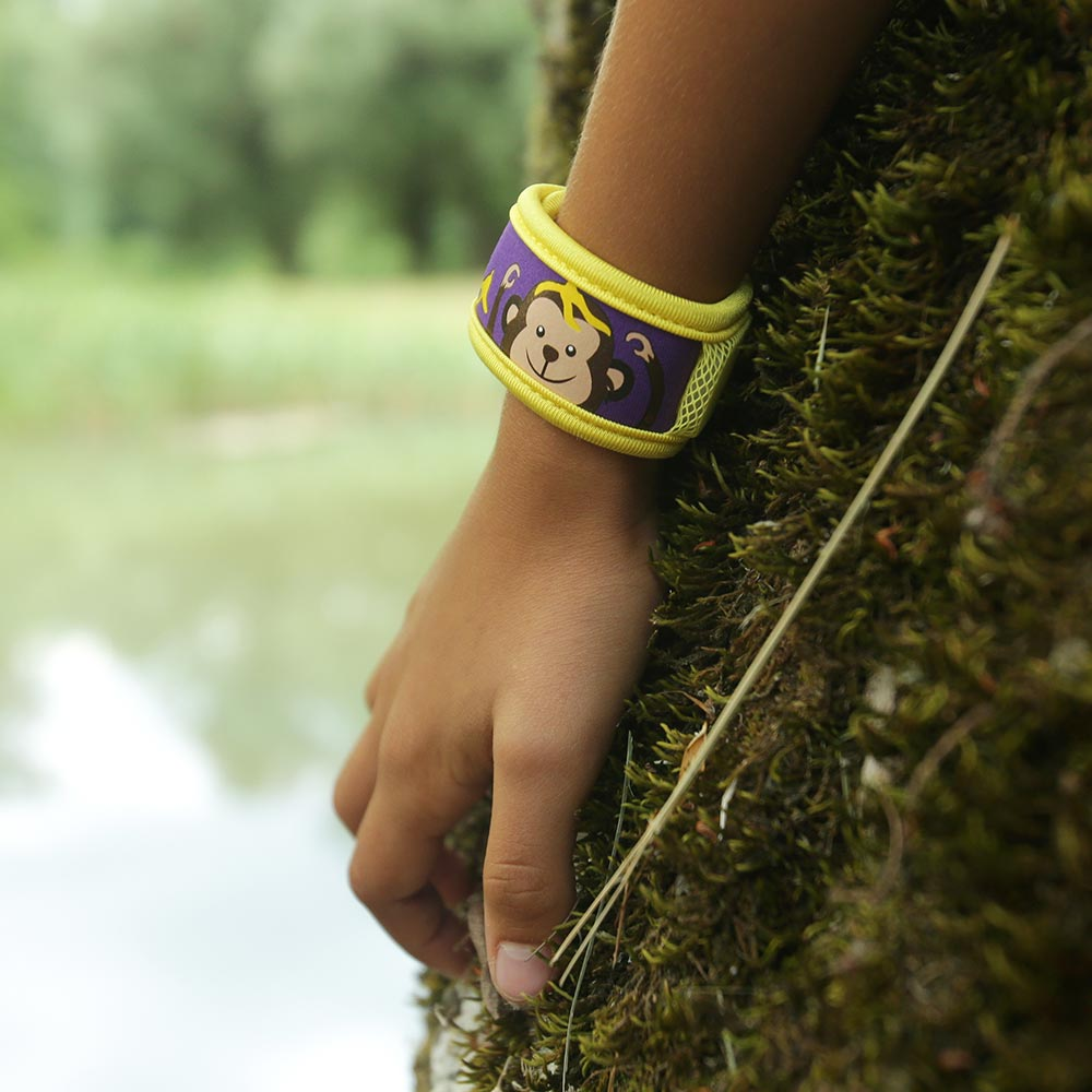 Mosquito Repellent Kids Wristband