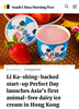 Li Ka-shing-backed start-up Perfect Day launches Asia's first animal-free dairy ice cream in Hong Kong