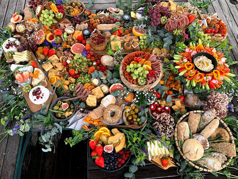 Olivia Attwood Grazing Table