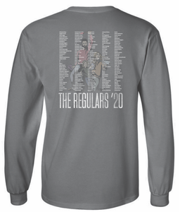 THE 2020 REGULARS TOUR