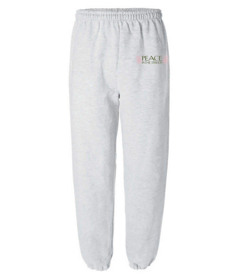 PEACE IN THE STREETS SWEATPANT