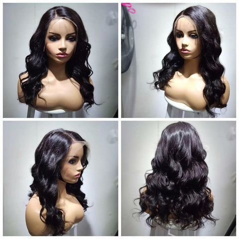 Bodywave Lace Frontal Wig