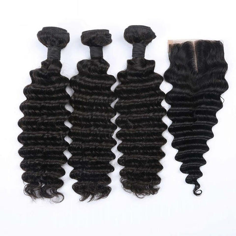 Deepwave Bundle Deal With Lace Closure