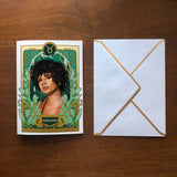 Kehlani Greeting Card