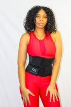 Load image into Gallery viewer, Double Strap Velcro Waist Trainer