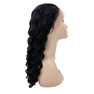 Brazilian Loose Wave Front Lace Wig