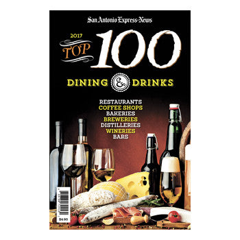 2017 Top 100 Dining & Drinks Guide