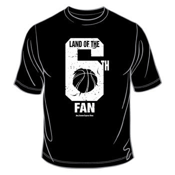 Land of the 6th Fan Playoff Shirt