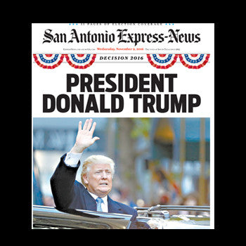 Donald Trump Presidential Win Back Issue