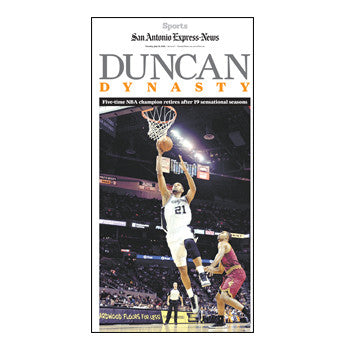 2016 Duncan Dynasty Poster