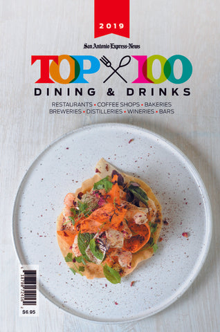 2019 Top 100 Dining & Drinks Guide
