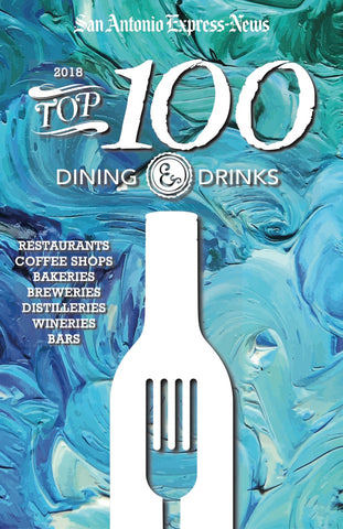 2018 Top 100 Dining & Drinks Guide