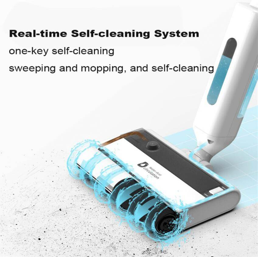 Best Electric Mops and Scrubbers vac