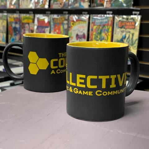 """THE COLLECTIVE"" 11OZ MUG"