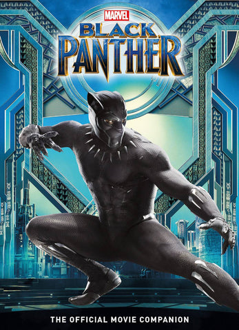 BLACK PANTHER OFFICIAL MOVIE COMPANION HARDCOVER