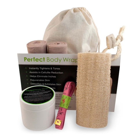 Perfect Body Wrap at Home Spa Kit