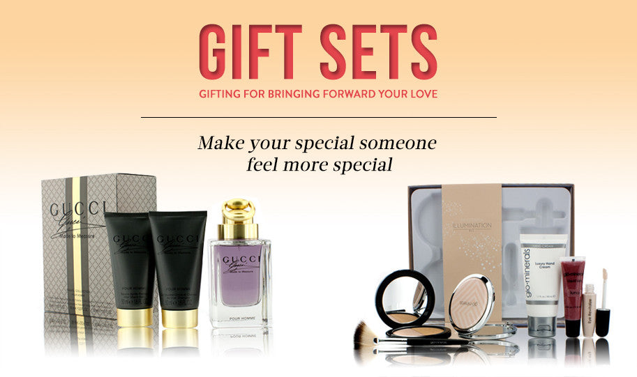 Surprising Special Someone With Gift Sets!
