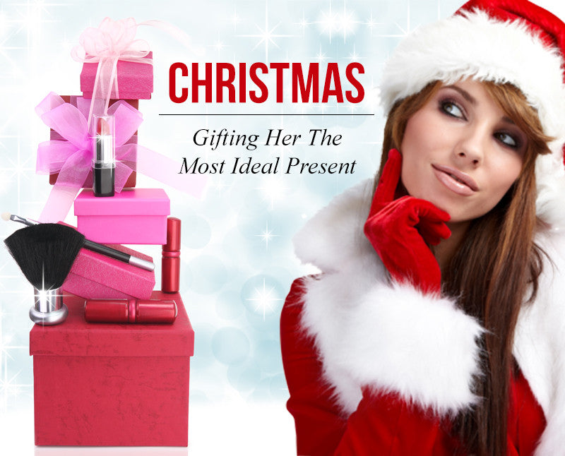 Best Christmas Gifts : Presents For Making Her Feel Special