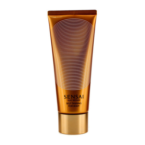 Kanebo Sensai Silky Bronze Self Tanning For Body.