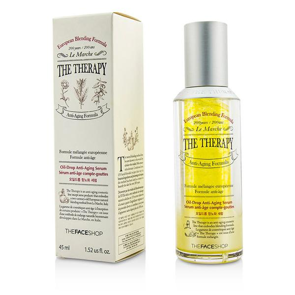 The Therapy Oil Drop Anti Aging Serum