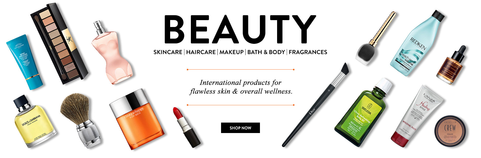 Beauty Banner | LussoLiv