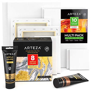 Arteza Painting Bundle