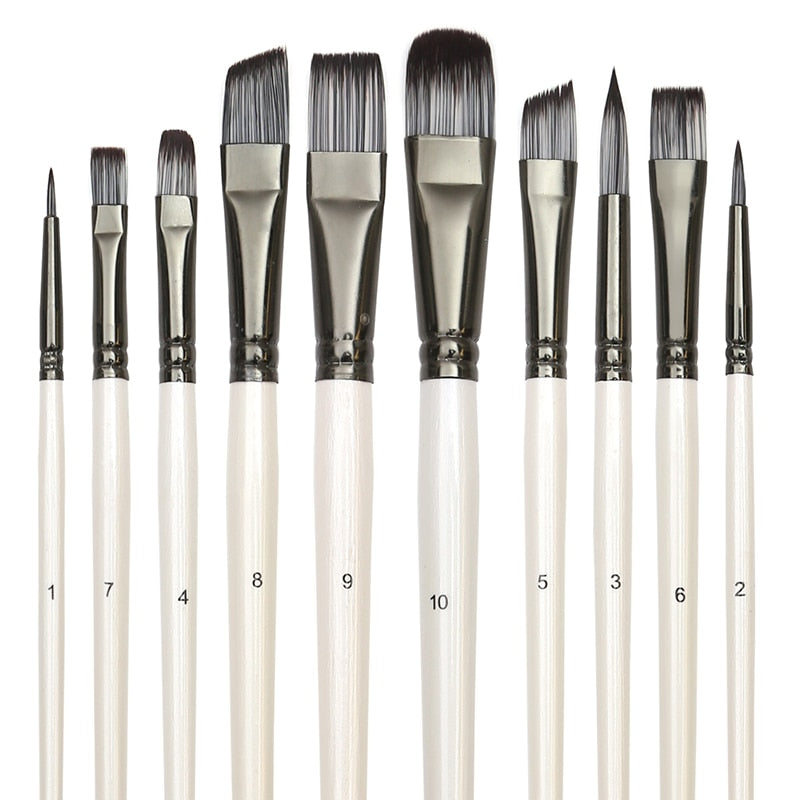 Paint Brushes Set