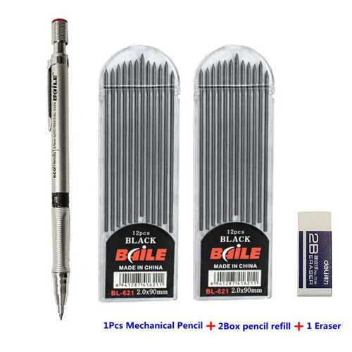 Mechanical Pencil Set 2.0mm